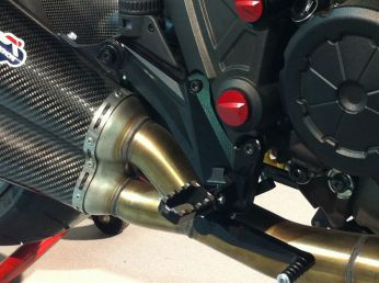 tamburini diavel Optimal carbone